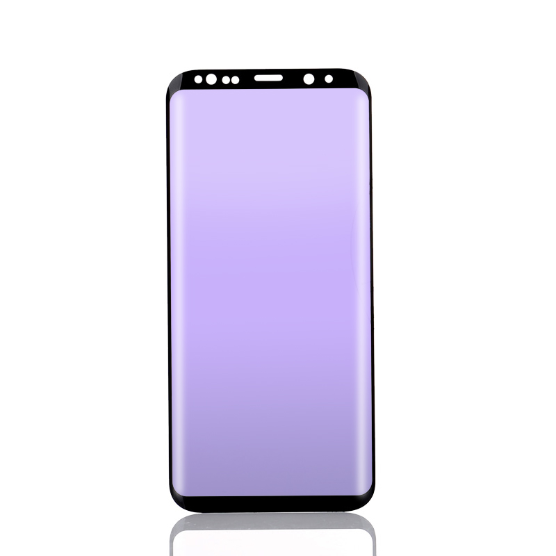 Suntaiho 3D Tempered Glass for Samsung Galaxy note9 Galaxy S9 Anti Blue Light Glass film for Galaxy Note8 S8 S7 Screen Protector