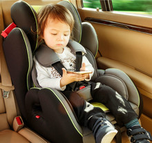 Colorful durable car safety seats for 9 months 12 child to use