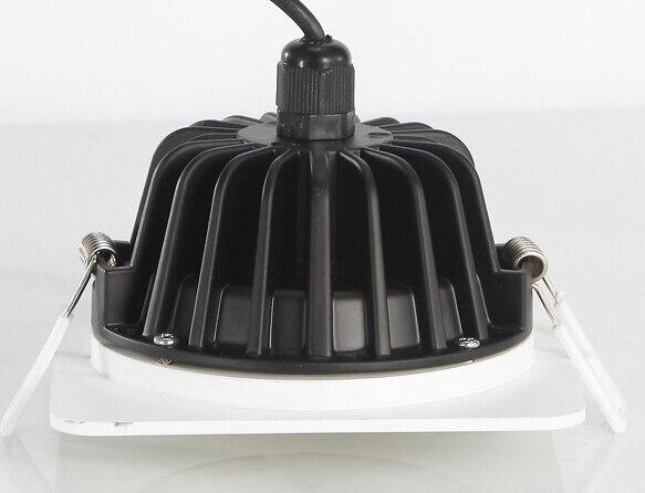 16pcs / lot 20W / 15W WaterProof LED COB ჭერის - შიდა განათება - ფოტო 4