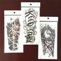The Revenant Temporary Tattoo Sticker Body Art Flash Tattoos Stickers Waterproof Tatto Henna Tattoo Wall Sticker