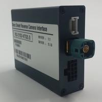 Auto Camera geïntegreerde Interface Voor Mercedes GLA 2017 NTG 5.1 Interface Zonder fabriek AUX Met Parking richtlijnen-in Camera voor een voertuig van Auto´s & Motoren op
