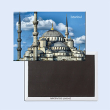 FREE shipping over $12,Turkey Istanbul Landscape Sophia Cathedral Fridge Magnet 5365