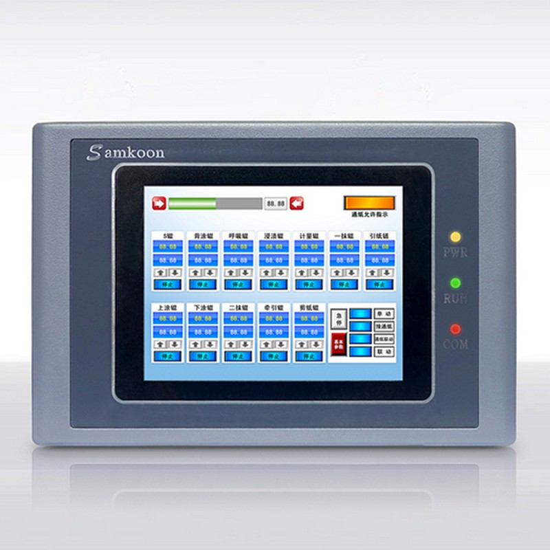 3.5 Inch Touch Screen  New 3.5 Universal Display and Control HMI SK-035FE SAMKOON Replace SK-035AE Completely3.5 Inch Touch Screen  New 3.5 Universal Display and Control HMI SK-035FE SAMKOON Replace SK-035AE Completely