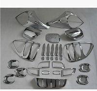 29PCS Trim SET Head Rear Light Mirror Hand Tank For Toyota Prado Fj120 2003 2009