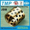 JDB081524 (8*15*24 мм) Твердое само смазки Подшипника Скольжения Заменить LM8UU Linner Подшипника | Oilless Латунь Фланца втулки