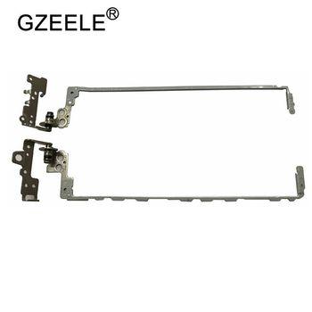 GZEELE nowy zawias do laptopa lcd dla HP 250 255 G6 TPN-C129 C130 15-BW 15-BS 15T-BR 15T-BS 15Z-BW tanie i dobre opinie Lcd zawiasy FOR HP 250 G6 255 G6 TPN-C129 C130 15-BW 15T-BR 15T-BS 15Z-BW LCD Hinges Laptop hinges