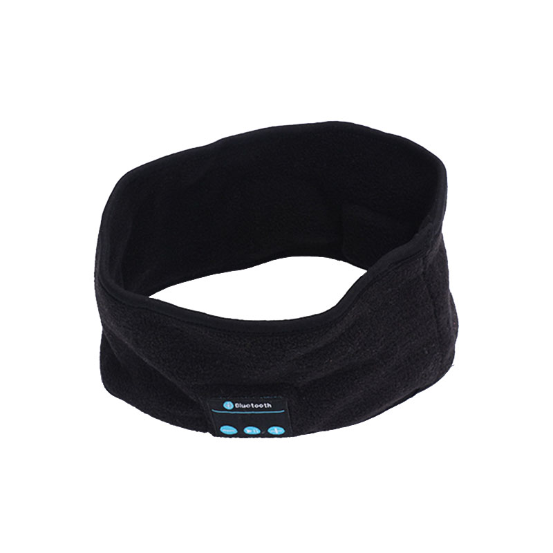 Newly Bluetooth Music Headband Headset with Mic Wireless Earphone for Running Yoga Gym Sports VK-ING