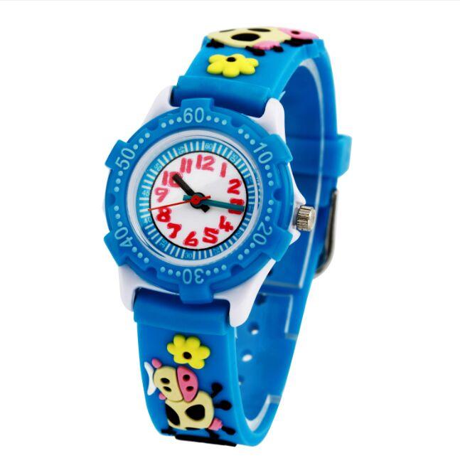 Supply Waterproof Kid Watches Children Silicone Wristwatches Horse Brand Quartz Wrist Watch Fashion Casual Relogio Watch Watches