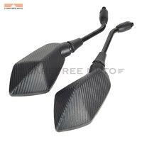 M10 10mm Caso Da Motocicleta Espelho Retrovisor para Honda CB600F CB900 CB1000 CB1300 CB400 CB250|Acessórios e espelhos laterais| |  -