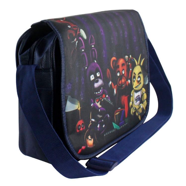 1 borsa crossbody sacchetto A Spalla Freddy Aslant sacchetto 2 Pc Scuola freddy messenger Cinque Giochi Notti Bag Animazione Per Di Ventole Delle qH8ZwaP