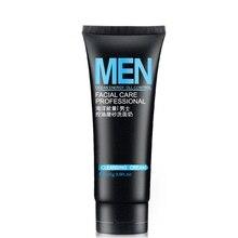 LAIKOU мужское очищающее средство для лица, для умывания лица, увлажняющий мужской уход за кожей, контроль жирности, удаление черных точек, глубокое очищение, скраб