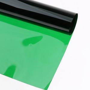 Image 4 - MagiDeal اللون التوازن تأثير هلام تصفية للكاميرا Speedlite ضوء أحمر الشعر للصور استوديو ستروب ضوء فلاش LED أضواء