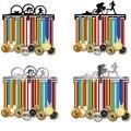 Медаль держатель медаль для триатлона Дисплей Вешалка бег медаль держатель держать 30 ~ 40 медали