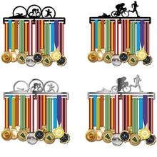 Medal holder Triathlon medal display hanger running hold 30~40 medals