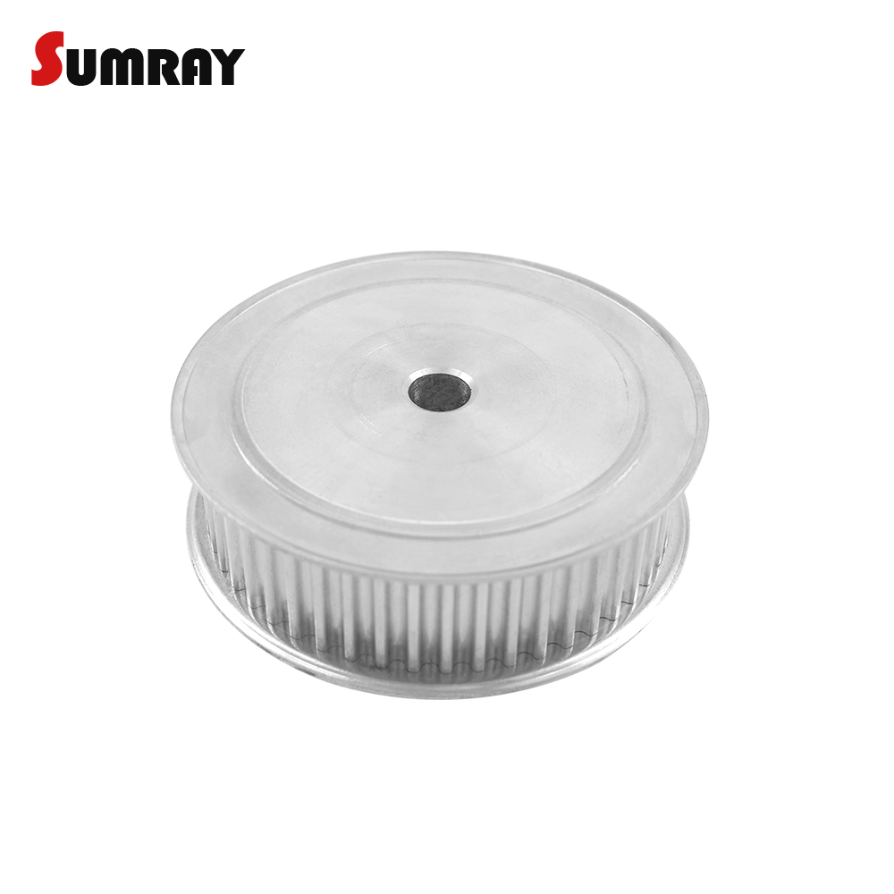 SUMRAY 5M 50T Timing Pulley 8/10/12/14/15/16/17/19/20/25mm Stepper Motor Belt Pulley For 20mm HTD 5M Timing Belt 1PC/Lot все цены