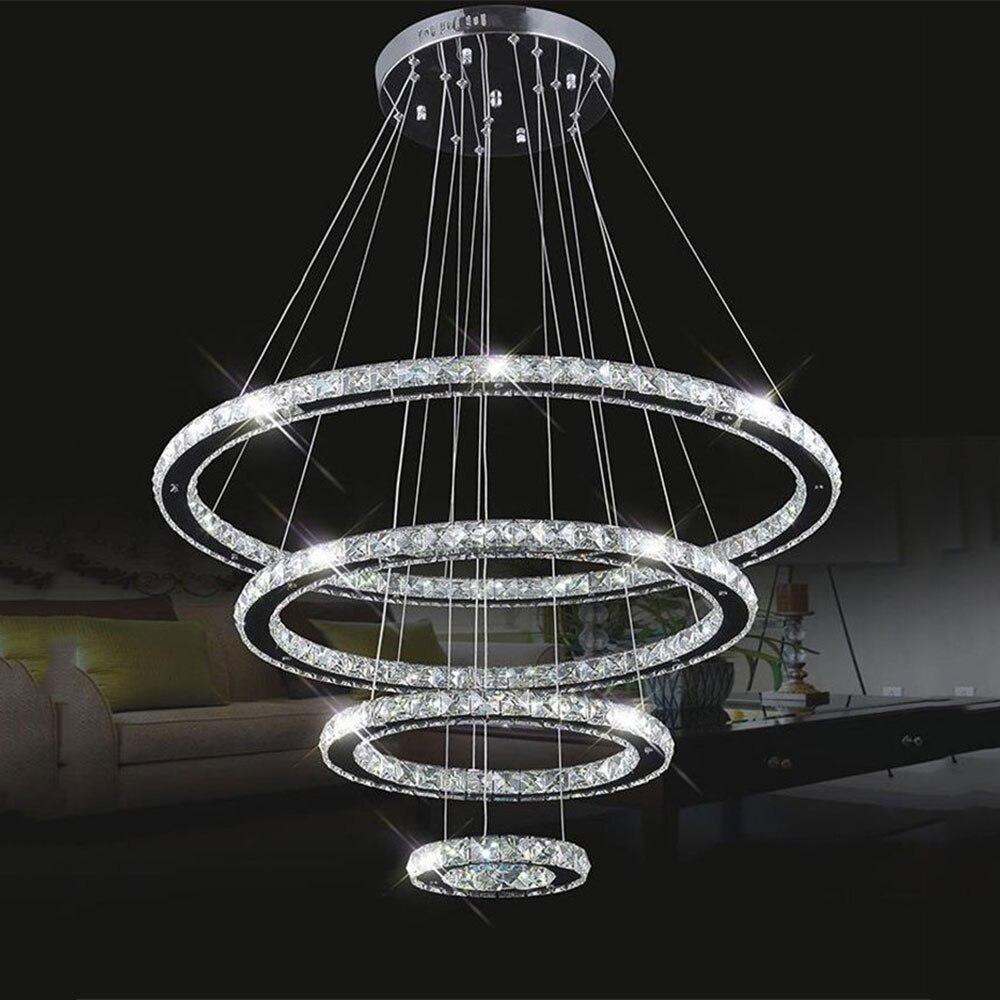 Acquista all'ingrosso Online moderno led lampadario da Grossisti ...