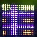 1 stks/partij DC5V 16x16 Pixel WS2812B LED Digitale Flexibele Individueel adresseerbare Panel licht