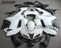 Unpainted ABS Injection Mold Bodywork Fairing Kit For KAWASAKI ZX 6R ZX6R ZX 6R 2007 2008 07 08 +4 Gift