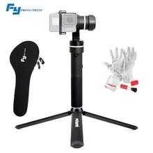 FeiyuTech Feiyu fy G5 3-axis Handheld Gimbal Splashproof For GoPro Hero 5 4 3 3+ Xiaomi yi 4k SJ AEE Action Cameras Mini Tripod