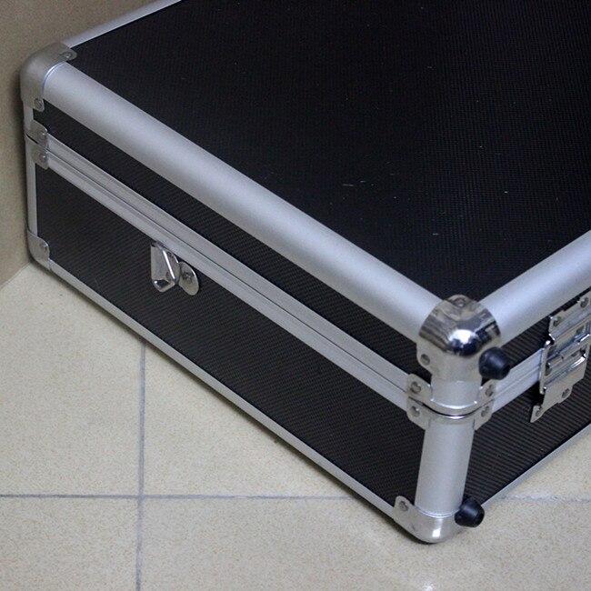 cassetta portautensili in alluminio di alta qualità custodia - Portautensili - Fotografia 4