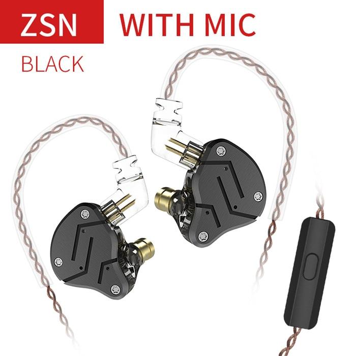 ZSN Black Mic