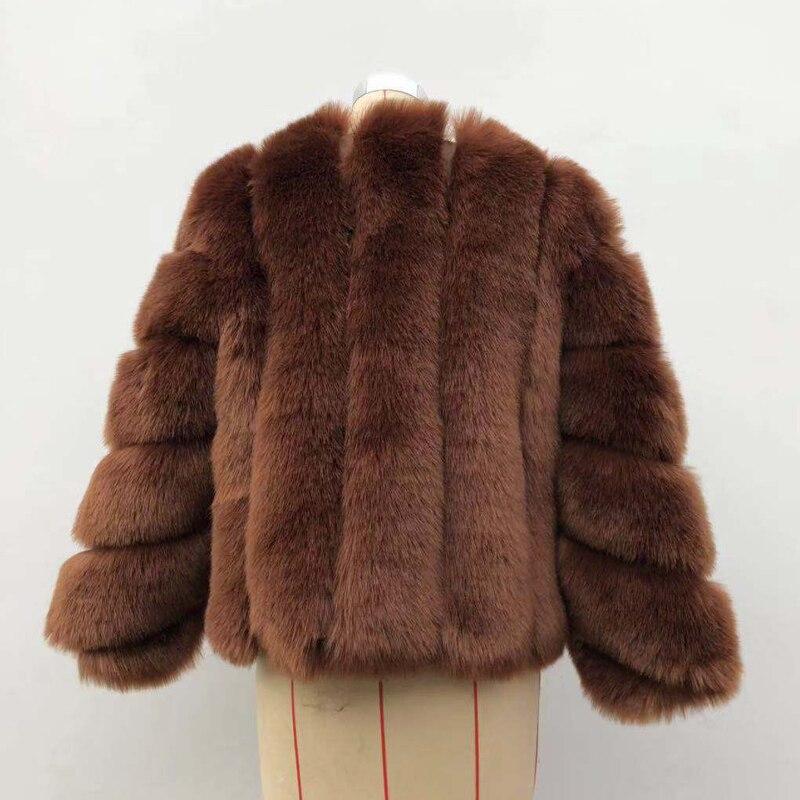 larga para mujer abrigo 4