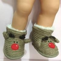 طفل أحذية شتاء دافئ الفراء عيد المحشوة بالقطن الطفلة الصبي الوليد حذاء فاتنة