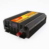 good selling AC charger for car battery Battery charger 50A 12V with Display AC220V to DC12V