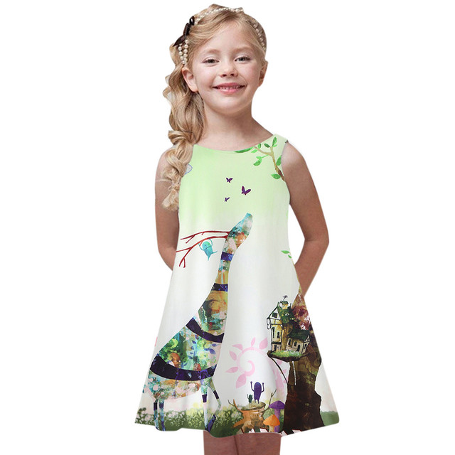 Summer princess dress