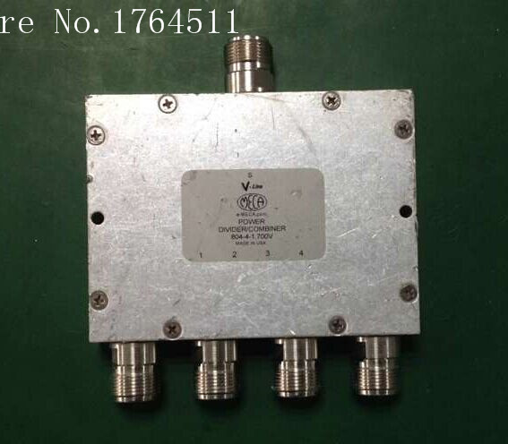 [BELLA] MECA 804-4-1.700V 0.698-2.7GHZ A Four Frequency Microwave Divider N  --2PCS/LOT