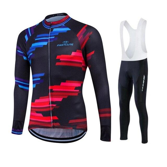 Discount Mais Barato Inverno Velo Térmico Camisa de Ciclismo Esporte  Invierno Ropa ciclismo MTB Roupas Bicicleta 157ea1ebec2d2