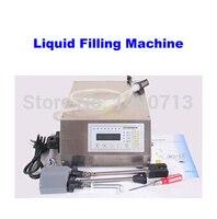 No Shipping GFK 160 Digital Control Liquid Filling Machine Small Portable Electric Liquid Water Filling Machine