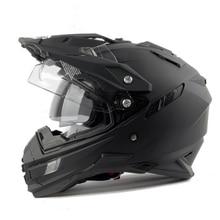 Мотоциклетный шлем марка tx27 THH мотокросс шлем крест шлем moto шлем с двумя visoratv mtb downhill гост металл черный новый