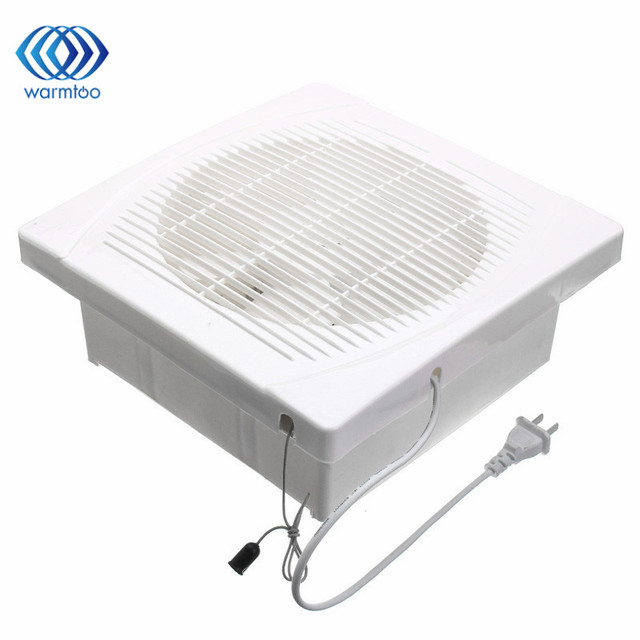 30w white kitchen bathroom toilet ceiling wall mount ventilation 30w white kitchen bathroom toilet ceiling wall mount ventilation exhaust fan air vent fan hole size mozeypictures Images