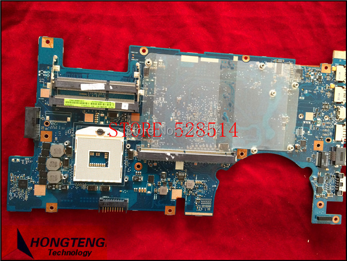 original  Laptop Motherboard For ASUS G75VW MAINBOARD 60-N2VMB1401-B02  100% Work Perfect