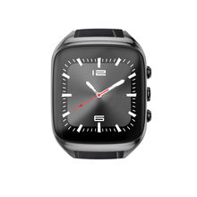 X01S Smart watch Android 4.4.2 OS Smartphone with Camera Support 3G WCDMA SIM Card Heart Rate Monitor Bluetooth Watch