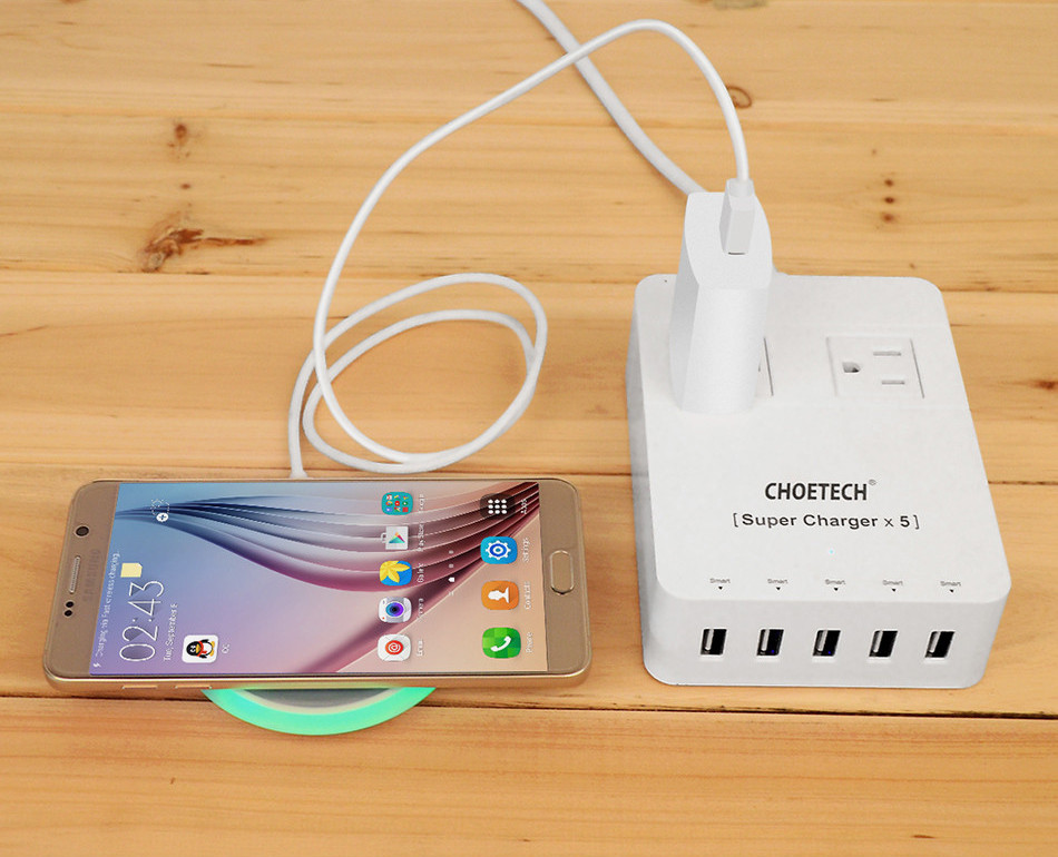 Fast Charge Wireless Charger 8