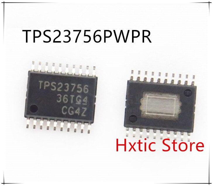 NEW 10PCS LOT TPS23756PWPR TPS23756PW TPS23756 HTSSOP 20 IC