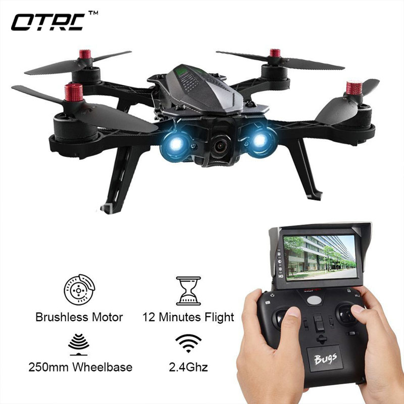 MJX Bugs 6 B6 RC Drone 2.4G Brushless Motor Racing Drone with HD Camera FPV Quadcopter Helicopter VS BUGS 3 X8pro  OTRCMJX Bugs 6 B6 RC Drone 2.4G Brushless Motor Racing Drone with HD Camera FPV Quadcopter Helicopter VS BUGS 3 X8pro  OTRC