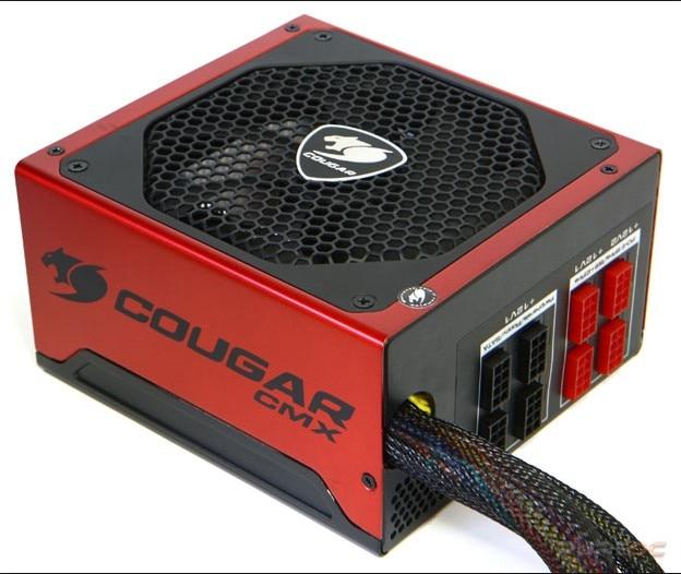 Wei Xun bone gamma 850W COUGAR-SX850 rated 850W graphics card with 2 280X 7950 peak 1000W