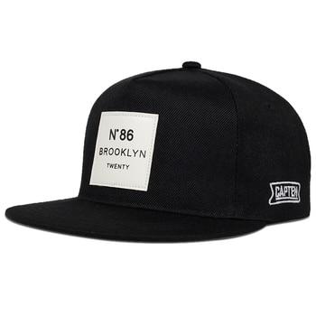 Fashion Men Women BROOKLYN Letters cotton adjustable Baseball Cap Leather label N86 Hip Hop Caps Sun Hat Unisex Snapback Hats 2