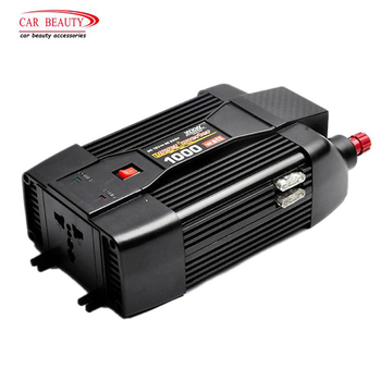 1000W USB Car Charger Modified Sine Wave Power Inverter Converter Adapter DC 12V  to AC 220V For Notebook Laptop