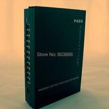 VinTelecom 3/8 АТС/автоматическая телефонная станция(АТС) система/АТС/переключатель SV308(3 PSTN CO линии x 8 Exts)-для малого офиса