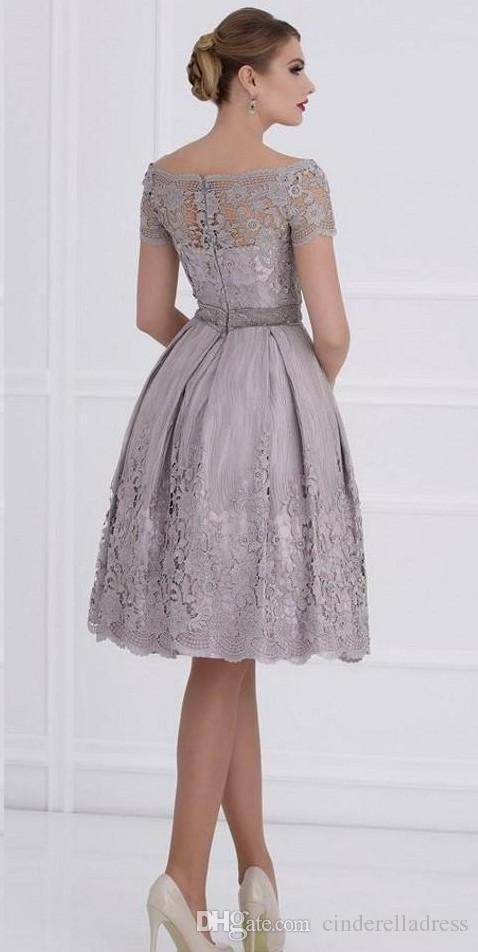 2016-Lilac-Off-Shoulder-Mother-of-the-Bride-Dresses-Lace-Appliques-Saudi-Arabic-Short-Evening-Party