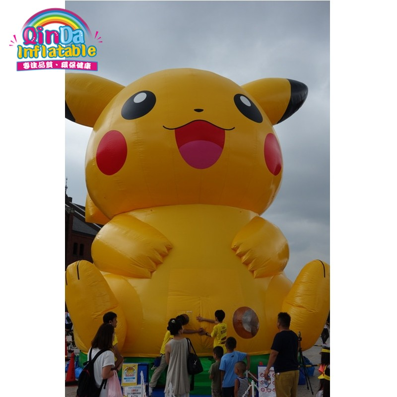 inflatable pikachu inflatable pokemon67