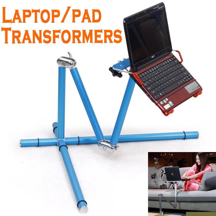 Fashion Portable Laptop Stand New 360 Degree Turning Aluminium Alloy