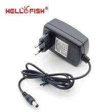 Hello Fish 12V 2A 24watts LED Power Supply for 3528 Led Strip 12V 2A  transformer, 12V 2A power adapter ,Free Shipping