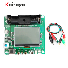 Portable Design Inductor-capacitor ESR Meter MG328 LCD Display Multifunction Transistors tester  L1-003