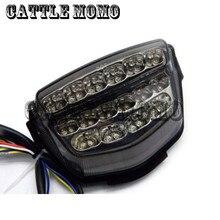 Мотоцикл светодиодный поворот Задний сигнальный фонарь подходит для Honda CBR1000RR CBR 1000RR 2008 2009 2010 211 2012 2013 двигатель тормозной фонарь