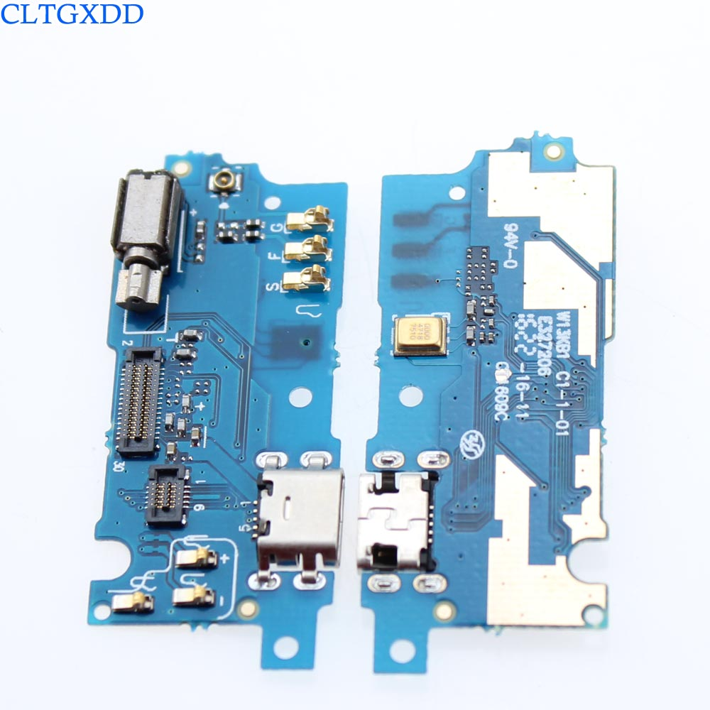 Cltgxdd  For Meizu M3s Microphone Module+USB Charging Port Board Flex Cable Connector Parts Replacement Of Repair